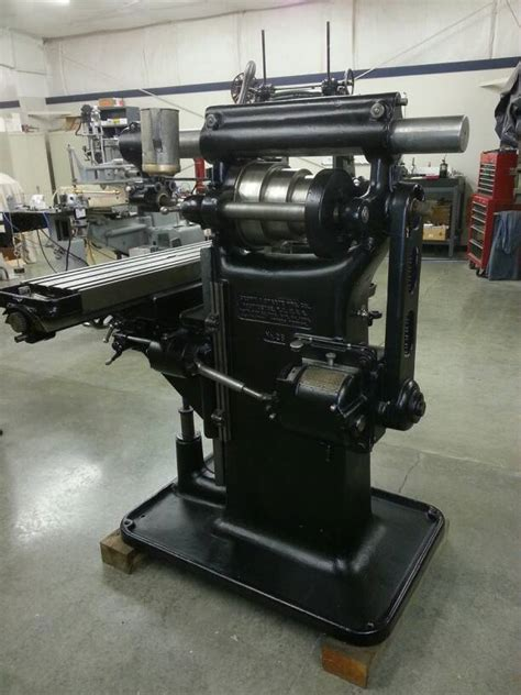 brown sharpe milling machine  sale