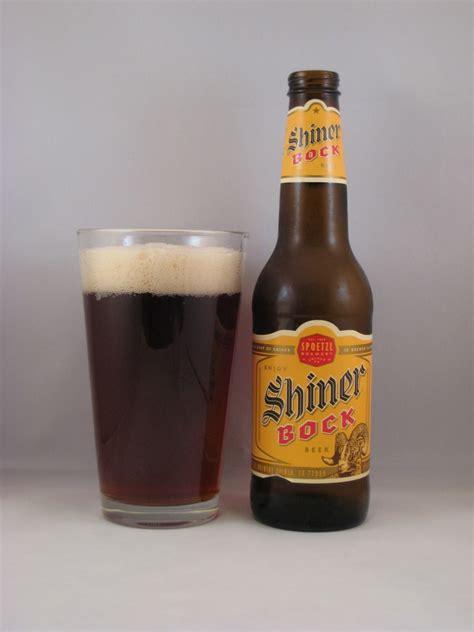 shiner bock dark lager beer styles beer infinity