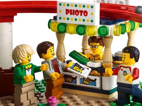lego creator expert 2018 annunciato il set lego 10261 creator expert roller coaster leganerd