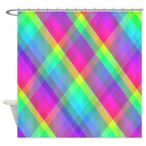 colorful shower curtains colorful curtains shower curtain by homestylez