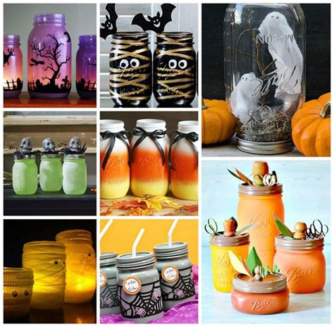 Halloween Crafts In Jars  Mason Jar Crafts Love
