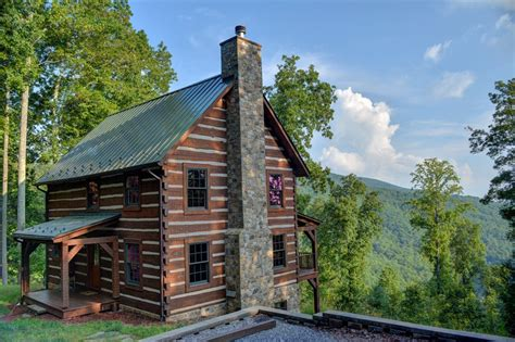 Cabin For Sale - blue ridge mountain cabin for sale