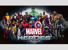 Popular Marvel Superheroes at 7Regal Casino