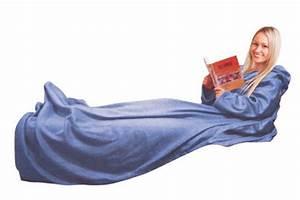 Plaid Avec Manche : plaid couverture polaire avec manches 14 90 au lieu de 35 90 ~ Teatrodelosmanantiales.com Idées de Décoration