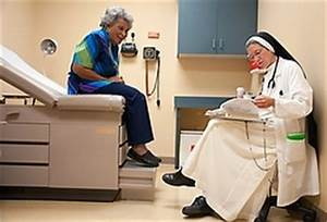 Dominican nun, doctor strives to heal the whole person ...