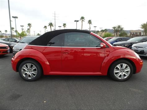 2009 Volkswagen Beetle Convertible By Owner In Columbia