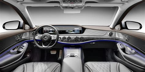 2019 Mercedesbenz S560e Plugin Hybrid Announced
