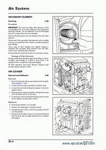 Massey Ferguson Tractors 4300 Series Service Manual Download