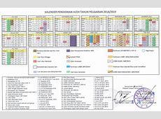 Download Kalender Pendidikan 20182019 Provinsi Aceh