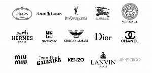 Solde Marque De Luxe : logos les marques de luxe se racontent en logos blog shane ~ Voncanada.com Idées de Décoration