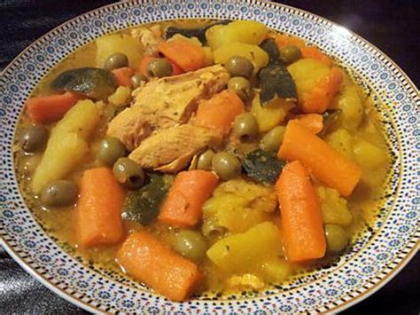 recette cuisine marocaine recette de marka plat marocain