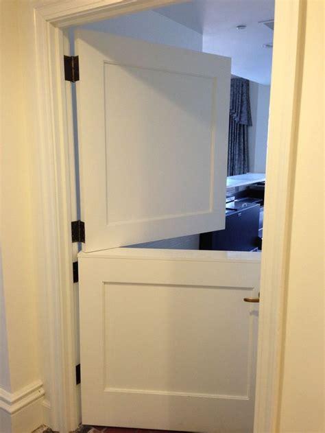 white internal stable doors    kids