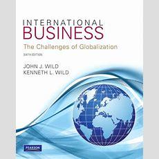 Wild & Wild, International Business Pearson
