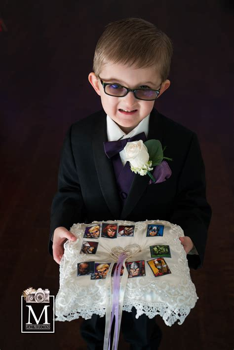 adorable las vegas wedding photos to capture of your ring bearer