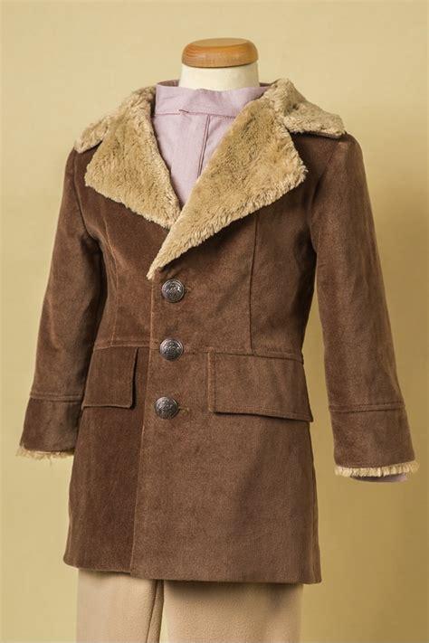 teddy bear boy coat