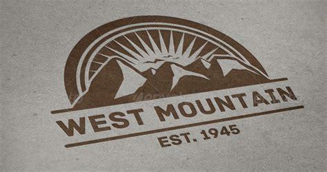 high quality psd ai retro vintage logo templates