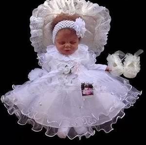 Newborn Color Chart New Design Baby Girl Christening Gown Wedding Dresses