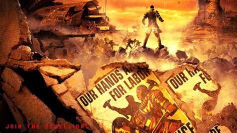 red faction guerrilla wallpaper