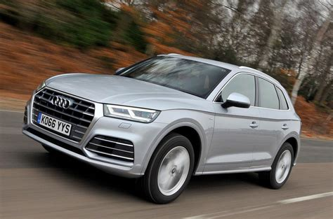 Audi Q5 Review (2019)