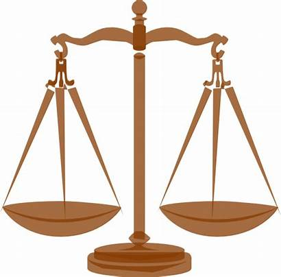 Scale Justice Brown Clipart Lines Jesus Balance