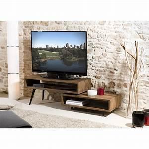Meuble Tv Rotatif Scandi DPI Import