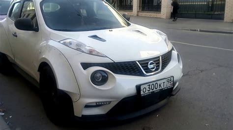 Nissan Juke Modification by Modification Car Of Juke Nissan In Moscow Russia
