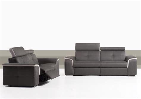 canapé amovible acheter votre canape fixe 3 places tetieres amovibles chez