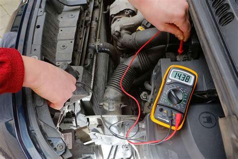 siege pour batterie pratique tester la batterie de votre voiture avant de la