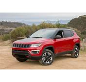 2017 Jeep Compass  Our Review Carscom