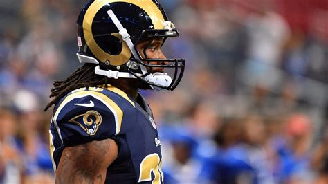 st louis rams clear rookie rb todd gurley  contact