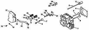 Engine Cv15s 501  Diagram  U0026 Parts List For