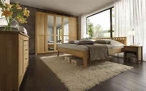 Dasbettenparadies Naturbelassene Massivholz Schlafzimmer