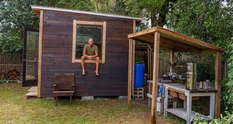 Tiny Home Bar by Tiny Home Living Archives Robgreenfield Tv