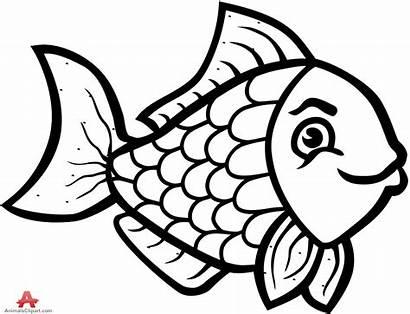 Clipart Animal Clip Fish Clipartmag