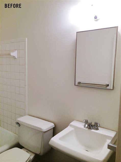 Kitchen Makeover Ideas - décor ideas for rental bathroom