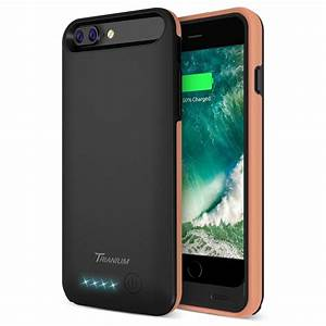 Atomic Pro Battery Case For Iphone 7 Plus  U2013 Black Signature