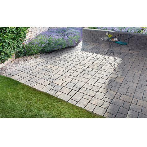 ehl terrassenplatten anthrazit ehl terrassenplatte germanenplatte anthrazit creme 40 x