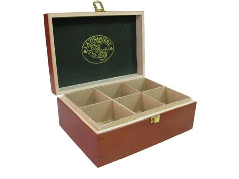 Wooden Book Box EX W072 (China Manufacturer) Bamboo