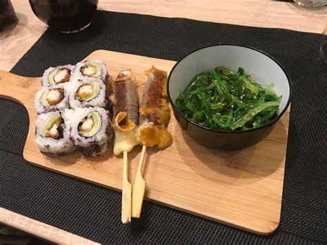 l 39 atelier du sushi montpellier restaurant reviews