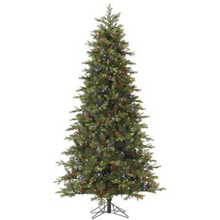 pre lit multi color led slim christmas tree 9 pre lit slim rocky mountain instant shape artificial tree multi color led lights