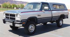 1992 Dodge W250 Diesel  --all Original-- --rust Free--