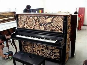 Ms De 25 Ideas Increbles Sobre Pianos Pintados En