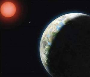 Gliese 581G Planet - Pics about space