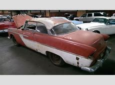 1955 Plymouth Belvedere Barn find for sale