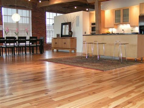 wooden kitchen flooring modern design hickory hardwood floors home design and 1169