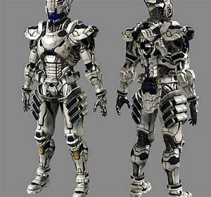 exoskeleton suit - Google Search | XBOX | Pinterest | Sci fi