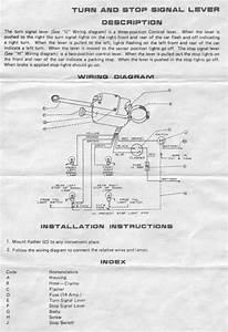Need Wiring Help  Yankee Turn Signal