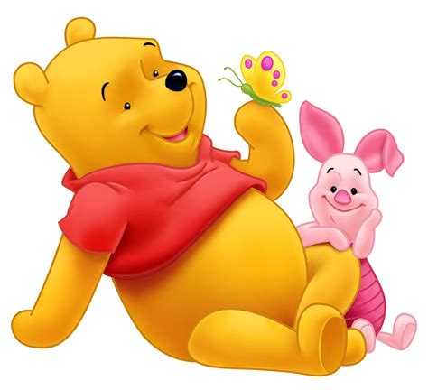 Winnie The Pooh And Piglet Png Picture Crafts