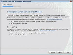 Microsoft System Center Service Manager Beta Part1 Install