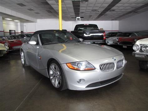 Used 2004 Bmw Z Series Z 4 30 At Aaa Motor Cars